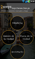 Screenshot of Audio guía Venecia