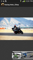 Screenshot of Racing Moto Wallpapers
