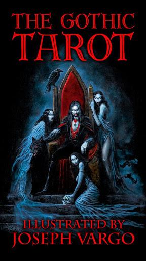 The Gothic Tarot - screenshot
