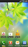 Screenshot of Galaxy S4 Green