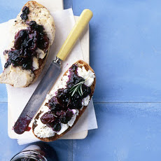 Blueberry-Grape Relish