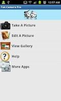 Screenshot of Fun Camera Pro