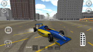 Screenshot of King of Racing Car