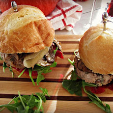 Thanksgiving Turkey Sliders