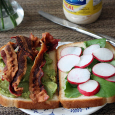 Rad Raddish BLT