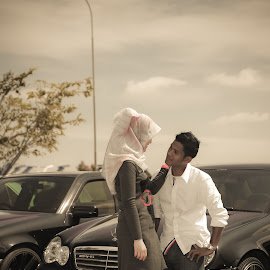 pre wedding by Ben Kimi - People Couples