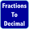 Fractions Decimals Calculator icon