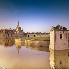 Chateau de Chantilly, oise , France by Sivakumar Inc - Buildings & Architecture Public & Historical