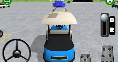 Screenshot of Golf Park - Golf Carts Parking