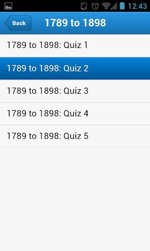SAT US History Practice