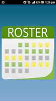 Screenshot of Roster Manager
