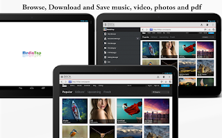 Screenshot of MediaTap - Video Downloader