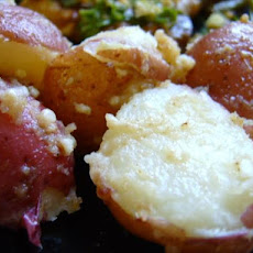 Horseradish and Lemon New Potatoes