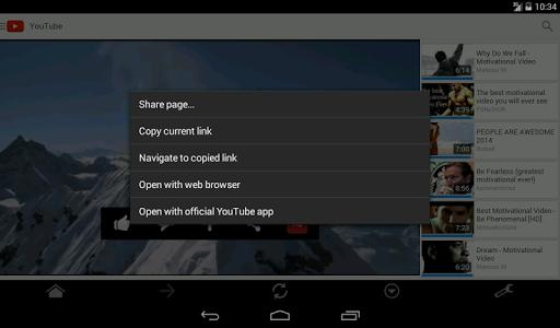 Ratings for YouTube - screenshot