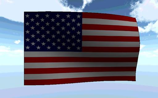 Gyro Flag Memorial Day Edition