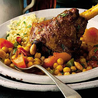 Moroccan Lamb And Chickpeas Recipes