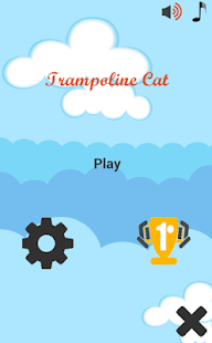 Jumpy Cat Jumper - screenshot