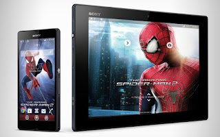 Screenshot of Xperia™The Amazing Spiderman2®