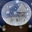 White Snow Live Wallpaper_free