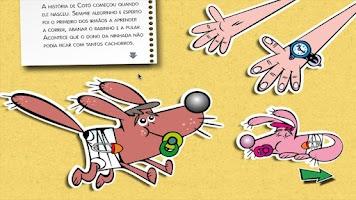 Screenshot of Meu amigo, o Cotó
