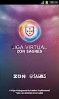 Screenshot of Liga virtual Zon Sagres