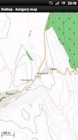 Screenshot of HuMap - EU Offline Maps