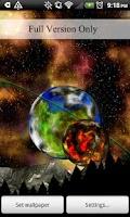 Screenshot of Titan Sunrise LWP Lite