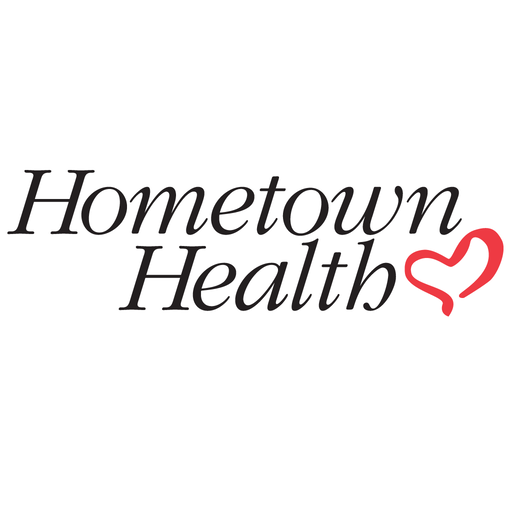 Hometown Health eCard LOGO-APP點子