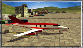 Screenshot of Classic Transport Plane 3D