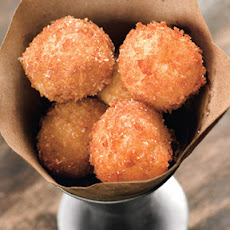 Citrus Arancine with Pecorino Cheese