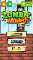 Screenshot of Zombie Smash