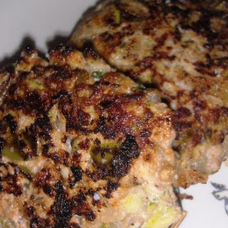 Paleo Pork Hatch Chile Breakfast Patties