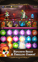 Screenshot of Heroes & Monsters