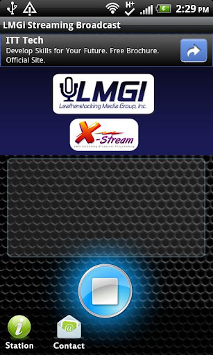 LMGi Streaming Broadcast