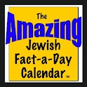 Amazing Jewish Facts Calendar icon