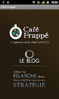 Screenshot of Café Frappé