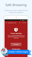 Screenshot of CM Browser - Fast & Secure