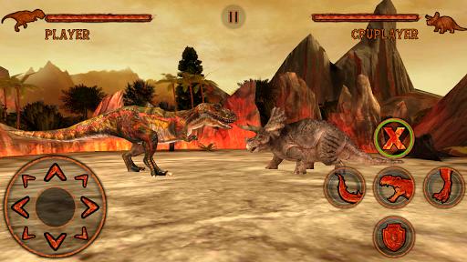 Dino Fight 3D - screenshot