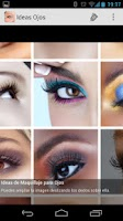 Screenshot of Makeup styles. How to make up