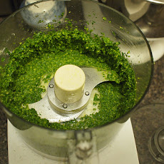 How to Easily Make Pesto from Fresh Basil