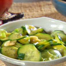 Korean Cucumber Pickle