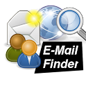 Find Email Address icon