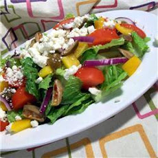 Greek Cos Salad