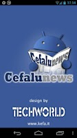 Screenshot of Cefalunews