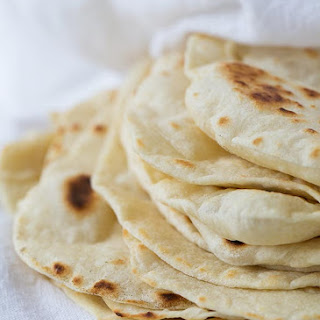 Homemade Flour Tortillas Recipes