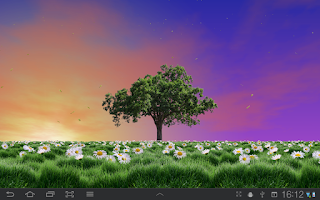 Screenshot of Summer Trees Free