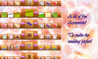 Screenshot of Wedding planner decoration