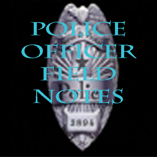 police officer field notes LOGO-APP點子