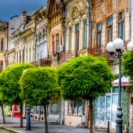 by Ghimpe Cristian - City,  Street & Park  Historic Districts