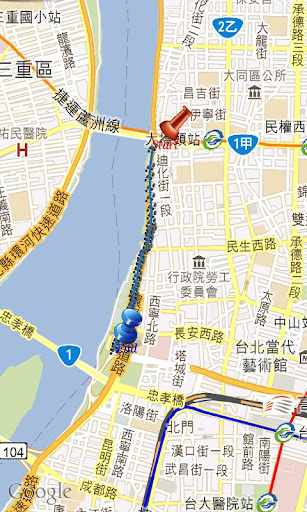 【免費旅遊App】Map Draw GPS Recorder-APP點子